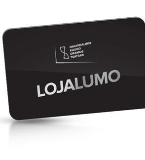 """Nacionalinio Kauno dramos teatro """"Lojalumo kortelė"""""""