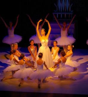 """Baletas """"Sniego karalienė"""" Rež. Olga Tamašauskienė"""