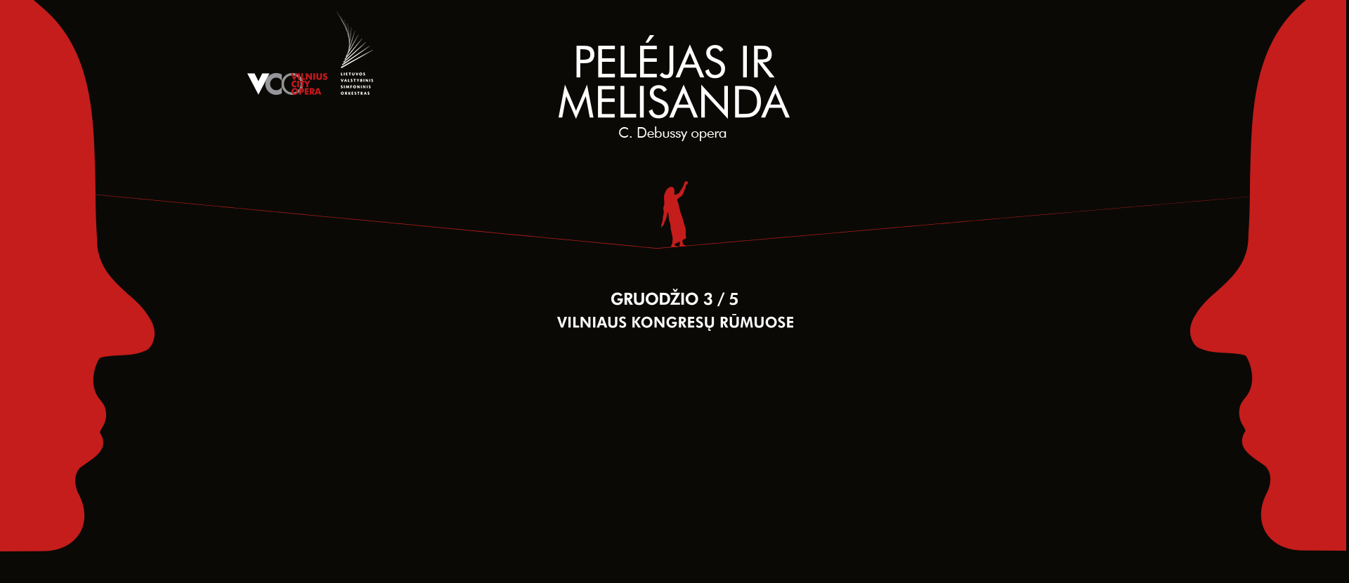 "Premjera! K. Debiusi opera ""Pelėjas ir Melisanda"""