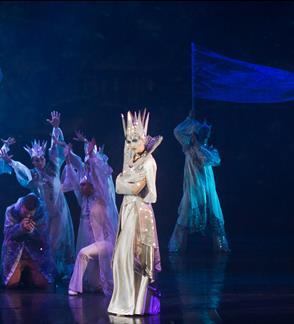 """Baltarusijos valstybinis akademinis muzikinis teatras """"Kajaus ir Gerdos nuotykiai"""""""