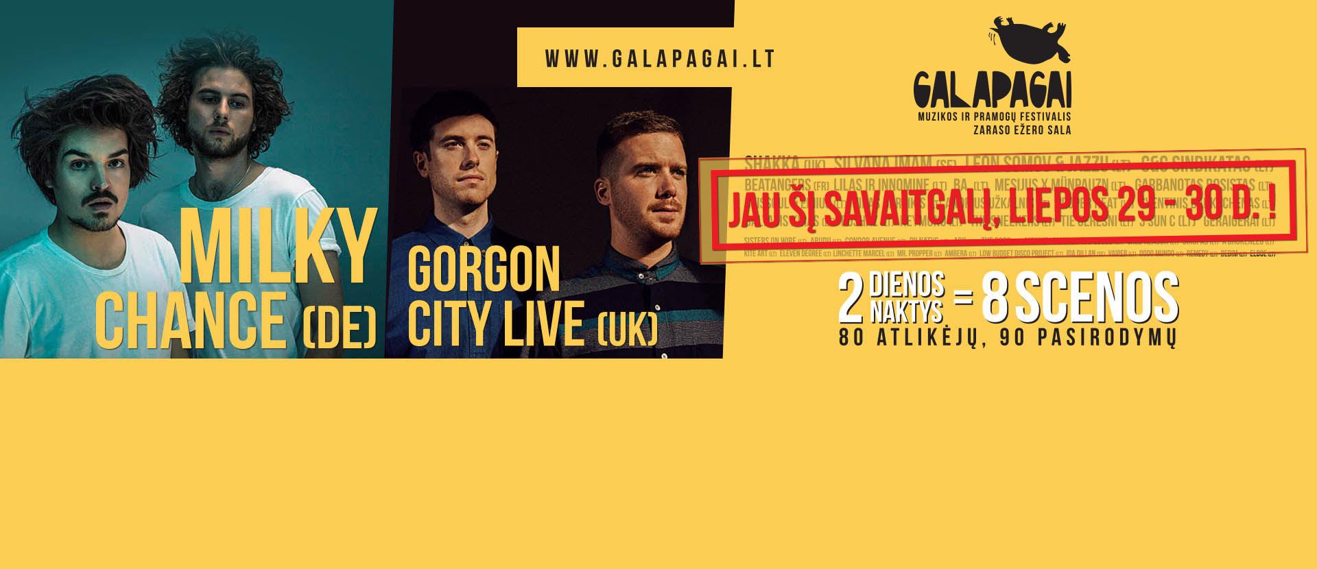 "Festivalis ""Galapagai 2016"""