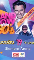 Grand Show Of The 80s: Thomas Anders, Savage, Lian Ross, Fancy