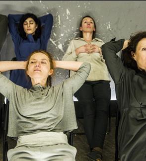 """OKT / Vilniaus miesto teatras: """"Terapijos"""""""