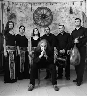 """Naghash Ensemble"" – sakralinė muzika iš Armėnijos"