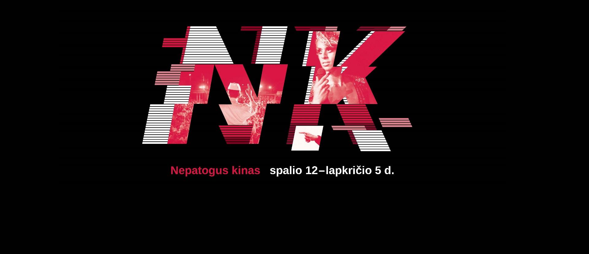 """Festivalis """"Nepatogus kinas"""" spalio 12 - lapkričio 5 dienomis"""