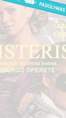 """Pasiūlymai grupėms: Operetė """"Misteris Iks"""" operetė I.Kalman. Peterburgo Muzikinis teatras """"Peterburgo operetė"""""""