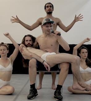 "NEW BALTIC DANCE'18: ""Sculptures"" Ivo Dimchev (Bulgaria)"