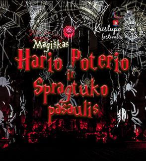 Kristupo festivalis: Magiškas Hario Poterio ir Spragtuko pasaulis