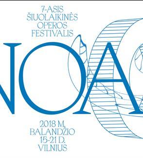 """7-asis šiuolaikinės operos festivalis NOA. Garso instaliacija-performansas """"Olympian Machine"""""""