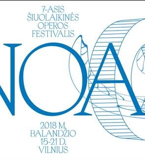 """7-asis šiuolaikinės operos festivalis NOA. Opera-meno instaliacija """"Honey, Moon!"""""""
