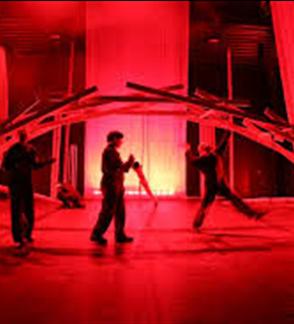 """""""Nr. 34 Revoliucija"""" / Teater """"NO99"""" (Estija) /  II tarptautinis teatro festivalis """"TheATRIUM"""""""