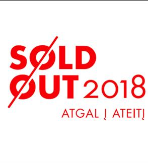 SOLD OUT 2018: ATGAL Į ATEITĮ