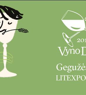 """Tarptautinė vyno paroda """"Vyno dienos 2018"""""""