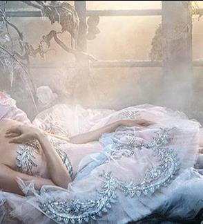 """Vienos dalies spektaklis """"Miegančioji gražuolė"""""""