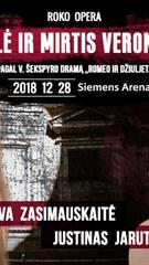 "Rock opera ""Love and death in Verona"""