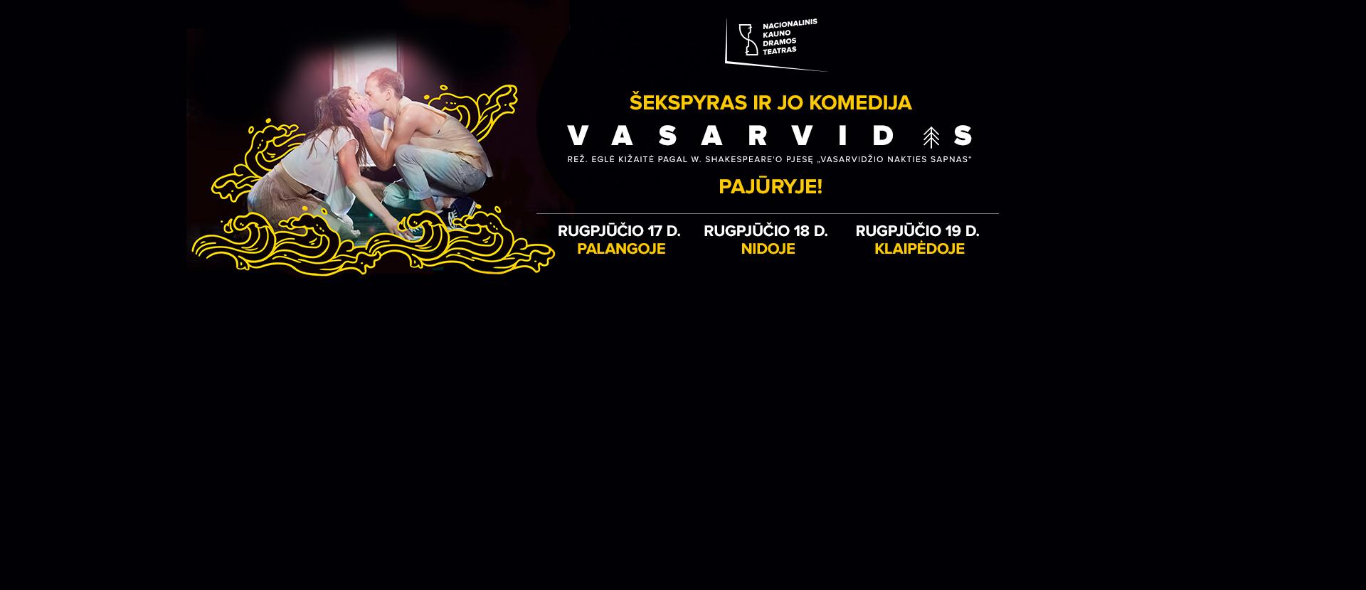 VASARVIDIS (rež. E.Kižaitė)
