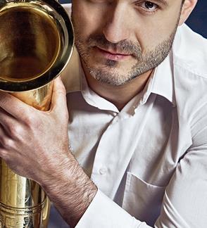 ROMANTIC SAX / saksofonininkas Juozas Kuraitis