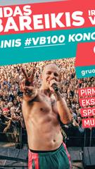 VIDAS BAREIKIS. FINALINIS #VB100 koncertas