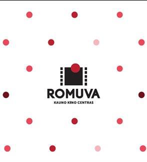 """Kauno kino centro Romuva """"Dovanų kuponas"""""""