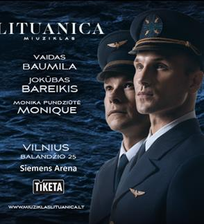 "Miuziklas ""Lituanica"""