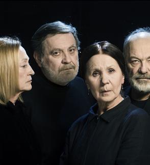"Henrik Ibsen. ""JUNAS GABRIELIS BORKMANAS"". Rež. Gintaras Varnas"
