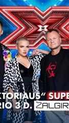 """Muzikinio projekto """"X Faktorius"""" superfinalas"""