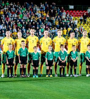 Atranka į 2020 m. Europos futbolo čempionatą: