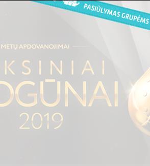 """Pasiūlymai grupėms: """"Auksiniai svogūnai"""" 2019"""
