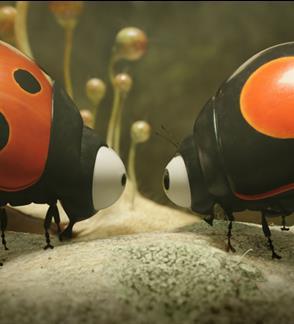 Didžioji skruzdėlyčių karalystė 2 (Skalvija)