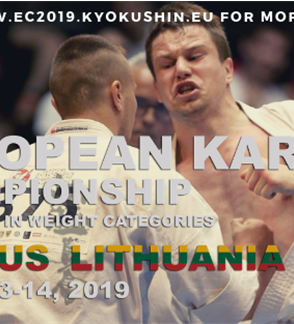 Europos karatė čempionatas