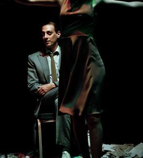 """Late Night"" (12+) / Blitz Theatre group (Graikija) / III tarptautinis teatro festivalis ""TheATRIUM"""
