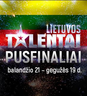 """""""Lietuvos talentai"""" finalai"""