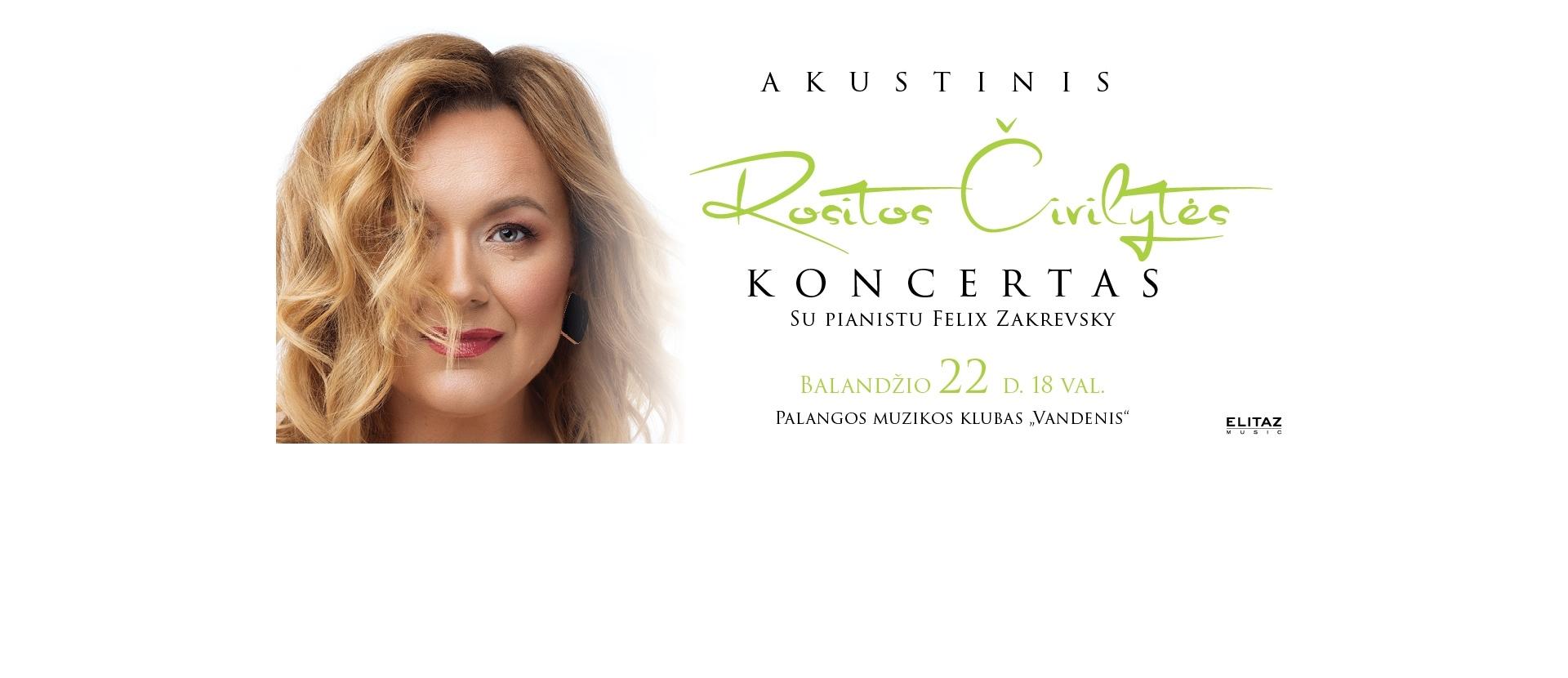 Rosita Čivilytė ir Felix Zakrevsky Vandenyje