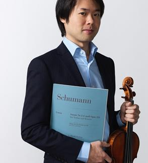 XXIV Pažaislio muzikos festivalis Paganini konkurso laureatas
