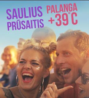 Saulius PRŪSAITIS | Palanga +39