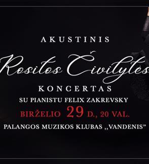Rosita Čivilytė & Felix Zakrevsky @Vandenis