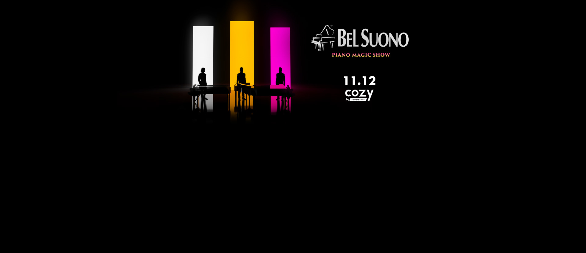 BEL SUONO. PIANO MAGIC SHOW