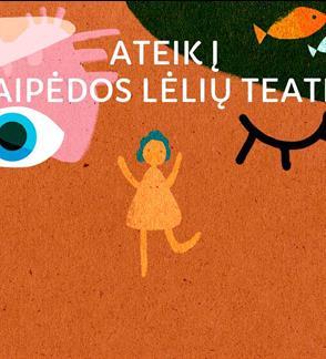 Klaipėdos lėlių teatro dovanų kuponas