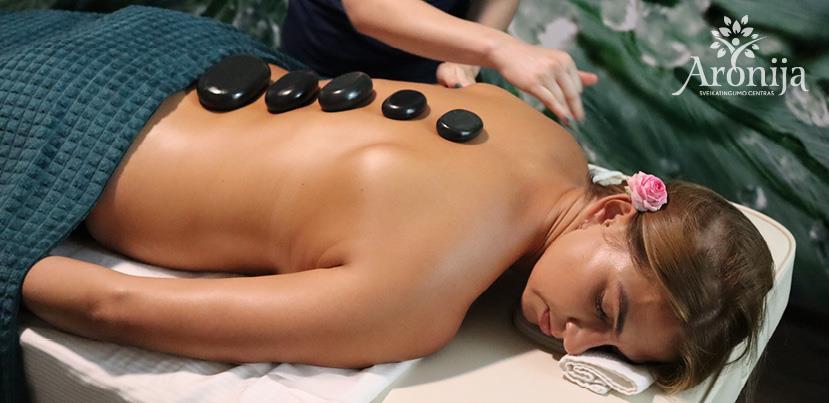 medaus varpos masažas