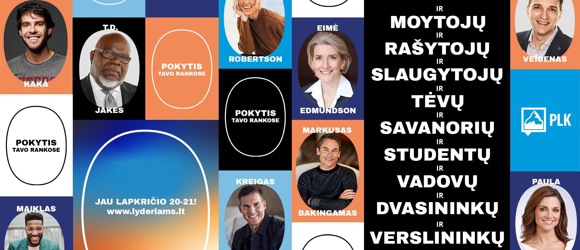 Pasaulinė lyderystės konferencija online 2020