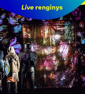 "LIVE: Jaunimo teatras: ""Broliai Liūtaširdžiai"". Rež. K. Dehlholm"