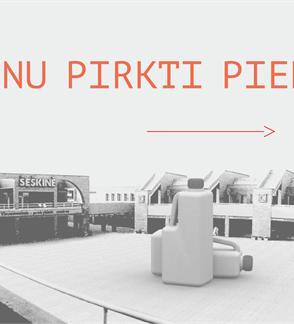 Naujasis Baltijos šokis: Einu pirkti pieno (LT)