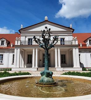 Ilzenbergo dvaro parko-muziejaus lankymas + ekskursija RŪMAI