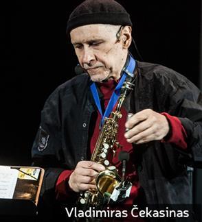 VLADIMIRAS ČEKASINAS TRIO | XX-asis VILNIUS MAMA JAZZ festivalis