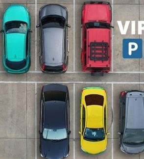 """VIP parkingas """"Cido"""" arenoje"""