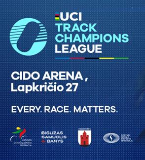 UCI TRACK CHAMPIONS LEAGUE ROUND 02