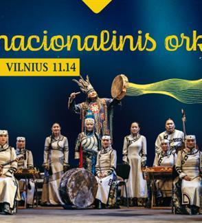 Tuvan National Orchestra